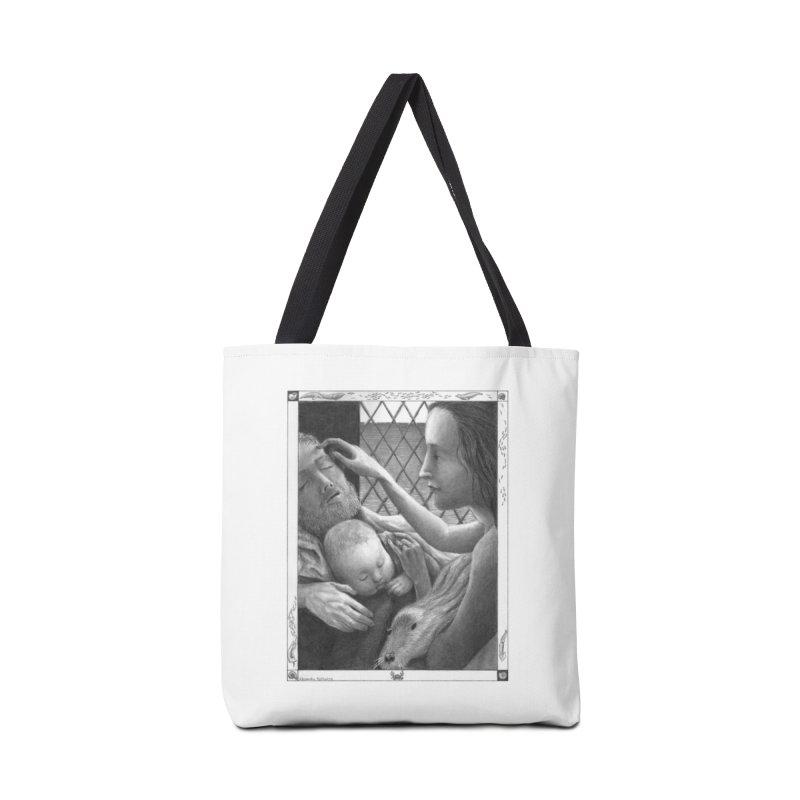 SELKIE WIFE Accessories Bag by AchronalArt's Artist Shop