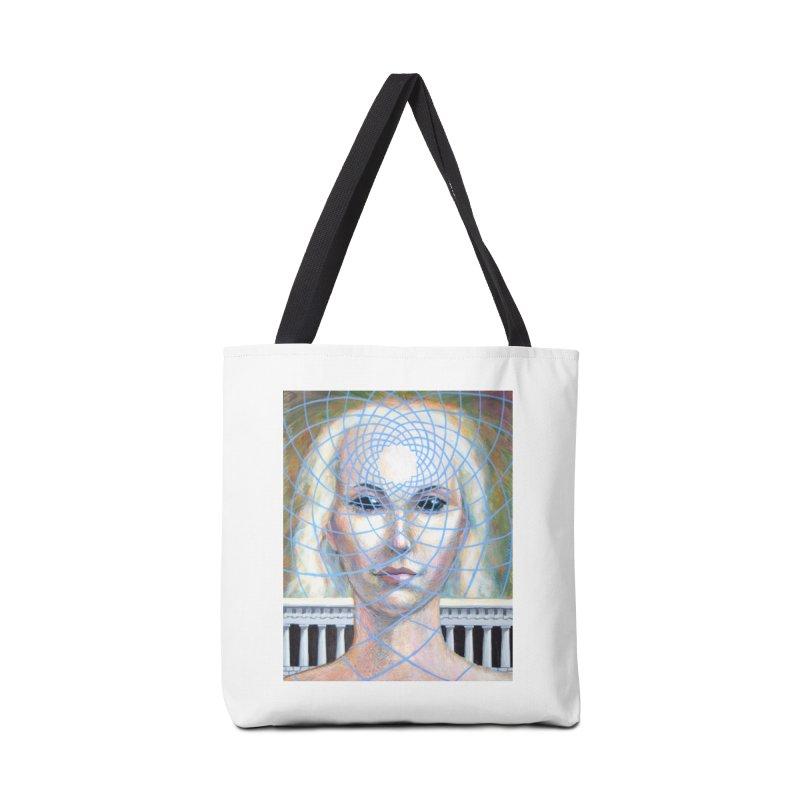 HERA GEOMETRICA Accessories Bag by AchronalArt's Artist Shop