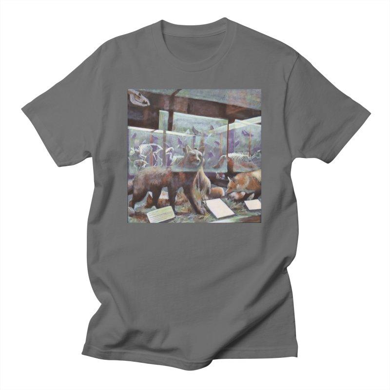 FOXLIGHT Men's T-Shirt by AchronalArt's Artist Shop