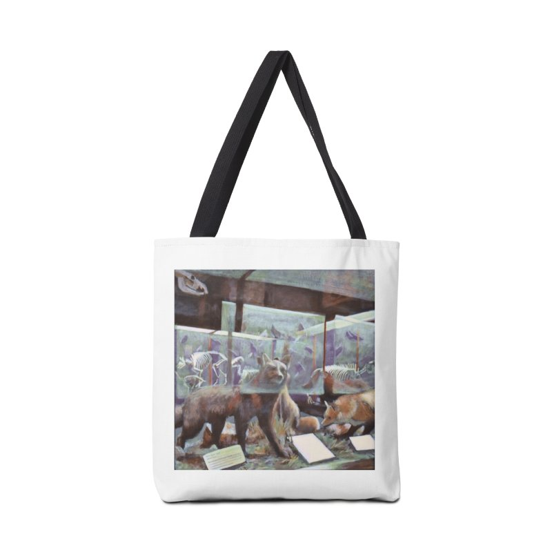 FOXLIGHT Accessories Bag by AchronalArt's Artist Shop