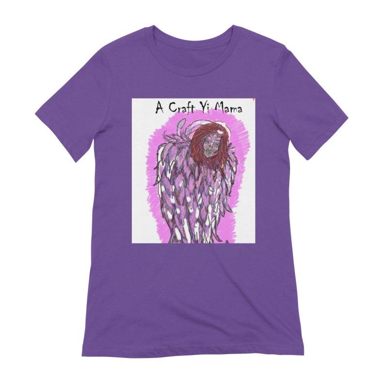 Cherub Women's Extra Soft T-Shirt by Acraftyimama's Artist Shop