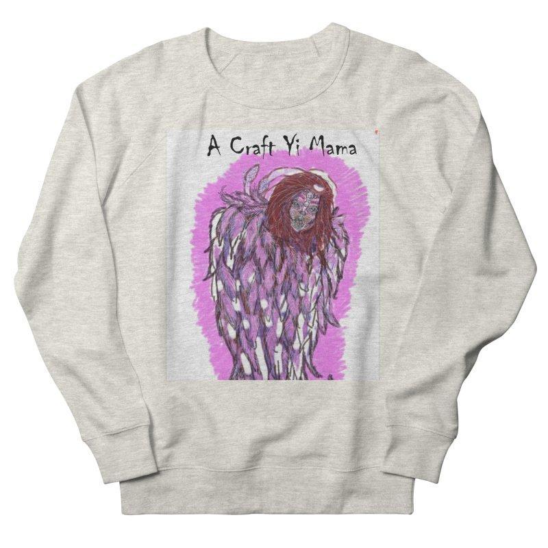 Cherub Women's French Terry Sweatshirt by Acraftyimama's Artist Shop