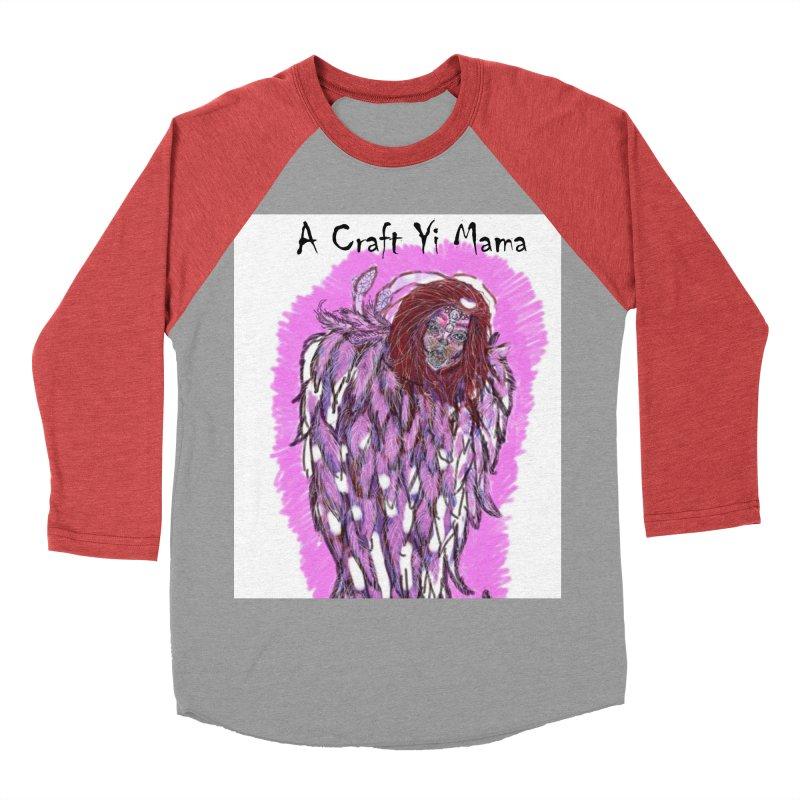 Cherub Men's Baseball Triblend Longsleeve T-Shirt by Acraftyimama's Artist Shop
