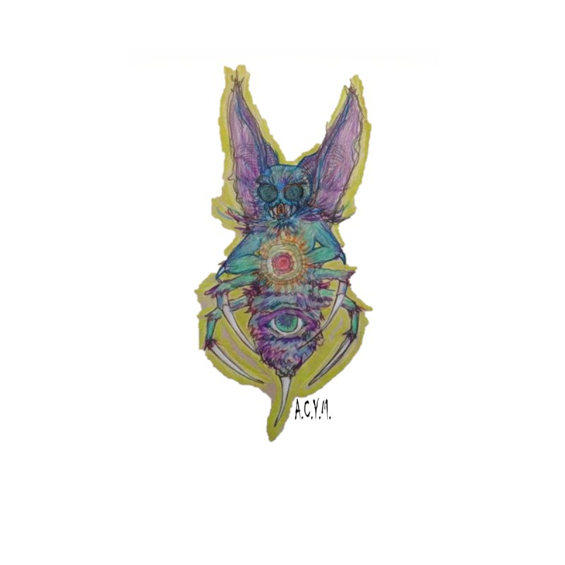 Bug-thing Home Stretched Canvas by Acraftyimama's Artist Shop