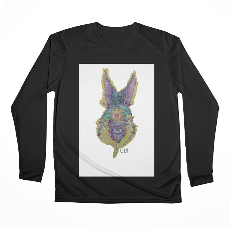 Bug-thing Men's Performance Longsleeve T-Shirt by Acraftyimama's Artist Shop