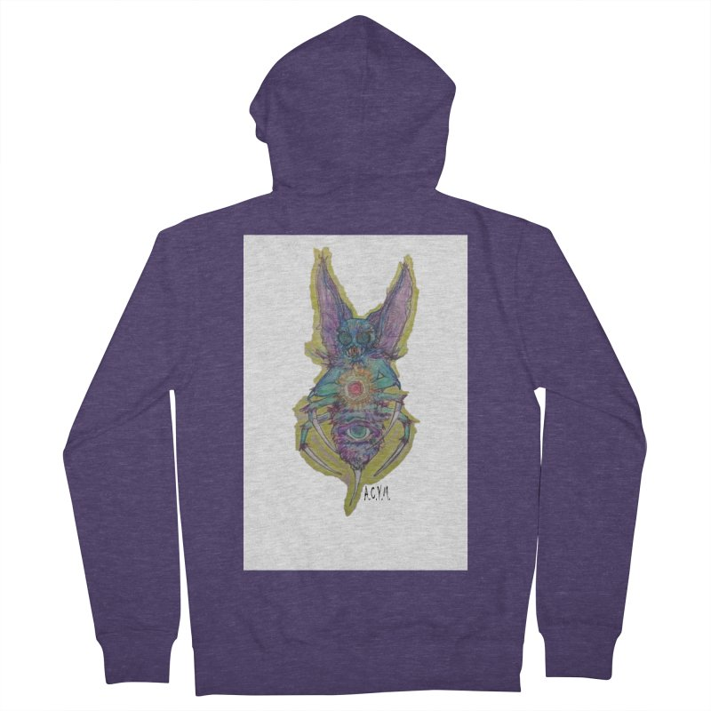 Bug-thing Men's French Terry Zip-Up Hoody by Acraftyimama's Artist Shop