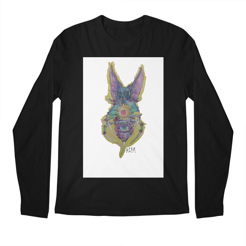 Bug-thing Men's Regular Longsleeve T-Shirt by Acraftyimama's Artist Shop