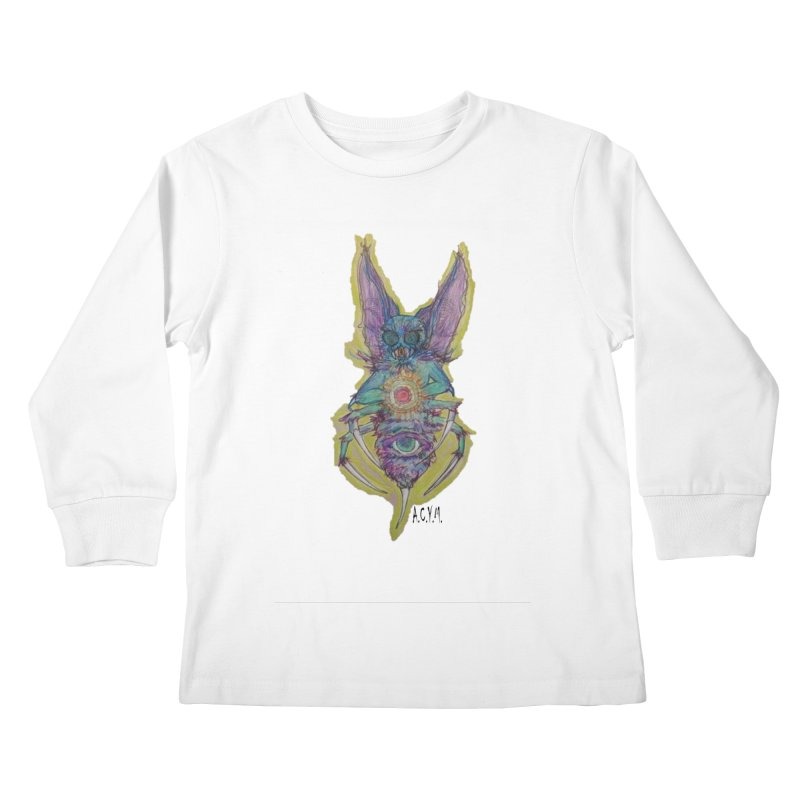 Bug-thing Kids Longsleeve T-Shirt by Acraftyimama's Artist Shop