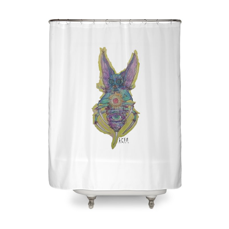 Bug-thing Home Shower Curtain by Acraftyimama's Artist Shop