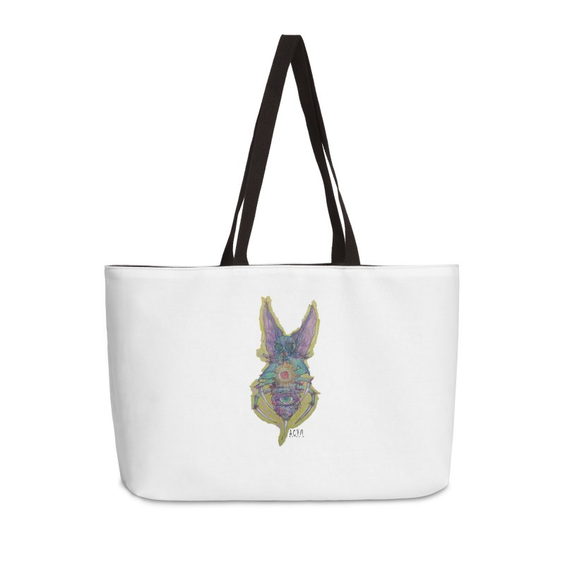 Bug-thing Accessories Weekender Bag Bag by Acraftyimama's Artist Shop