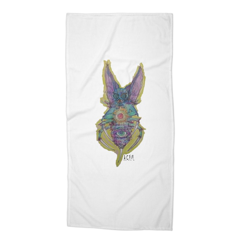 Bug-thing Accessories Beach Towel by Acraftyimama's Artist Shop