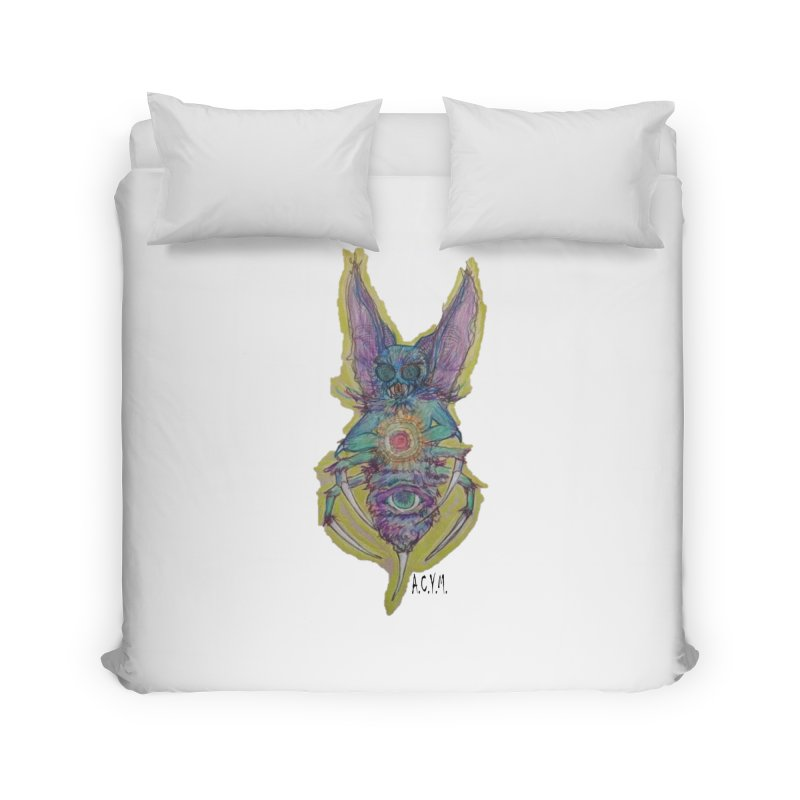 Bug-thing Home Duvet by Acraftyimama's Artist Shop