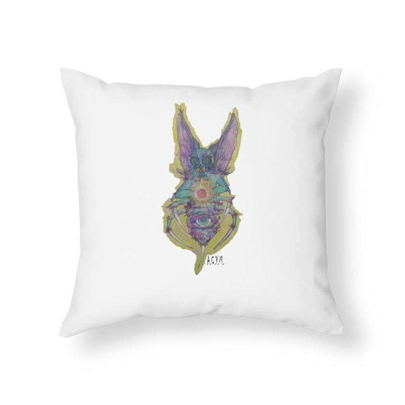 Bug-thing Home Throw Pillow by Acraftyimama's Artist Shop