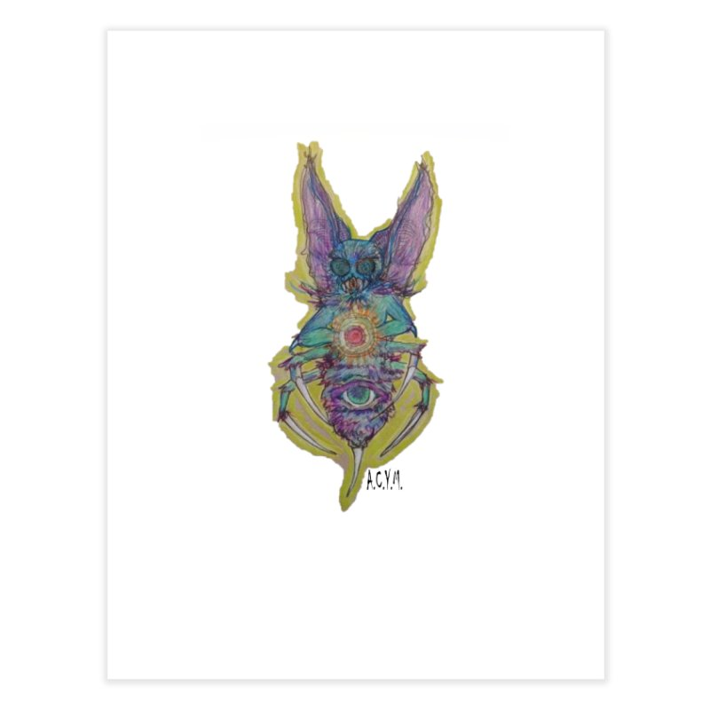 Bug-thing Home Fine Art Print by Acraftyimama's Artist Shop