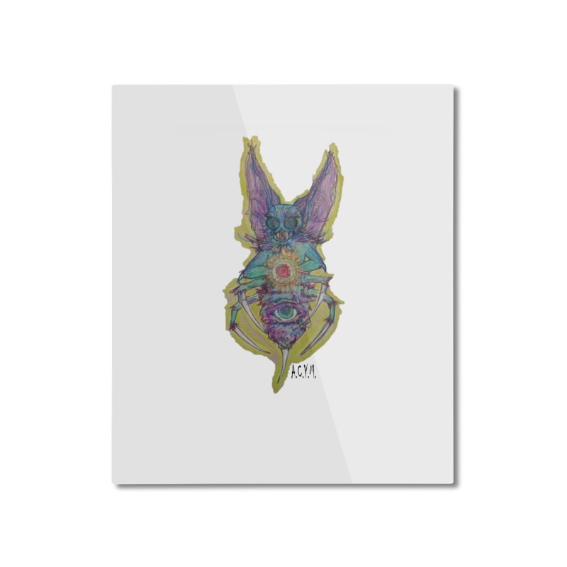 Bug-thing Home Mounted Aluminum Print by Acraftyimama's Artist Shop