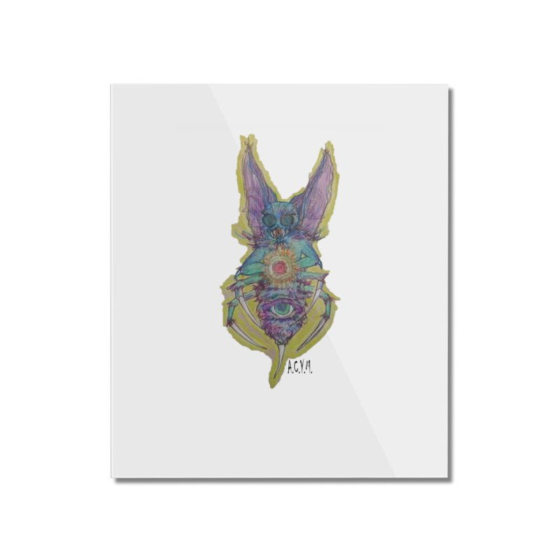 Bug-thing Home Mounted Acrylic Print by Acraftyimama's Artist Shop
