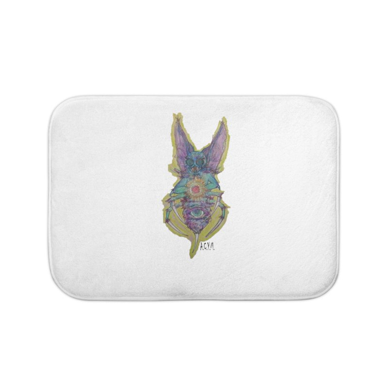 Bug-thing Home Bath Mat by Acraftyimama's Artist Shop