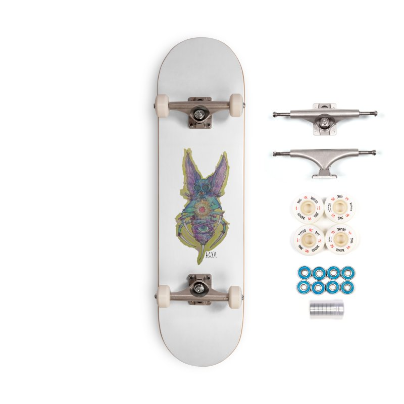 Bug-thing Accessories Complete - Premium Skateboard by Acraftyimama's Artist Shop