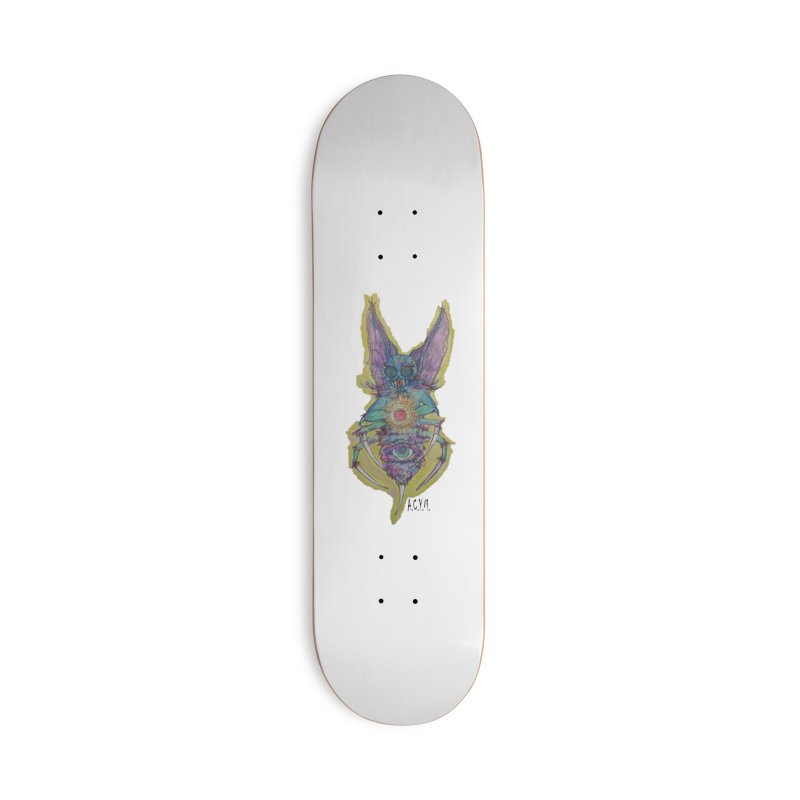 Bug-thing Accessories Deck Only Skateboard by Acraftyimama's Artist Shop