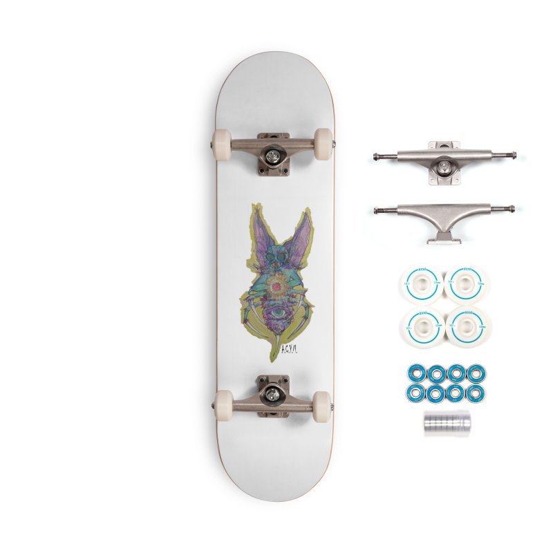 Bug-thing Accessories Complete - Basic Skateboard by Acraftyimama's Artist Shop