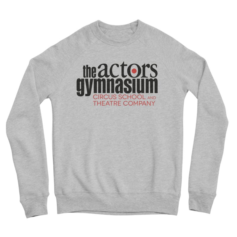 Classic Logo Women's Sponge Fleece Sweatshirt by The Actors Gymnasium