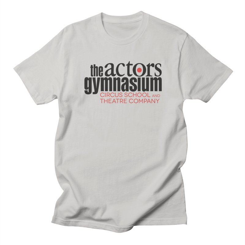 Classic Logo Men's T-Shirt by The Actors Gymnasium