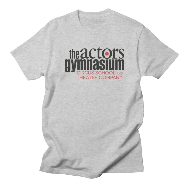 Classic Logo Women's Regular Unisex T-Shirt by The Actors Gymnasium