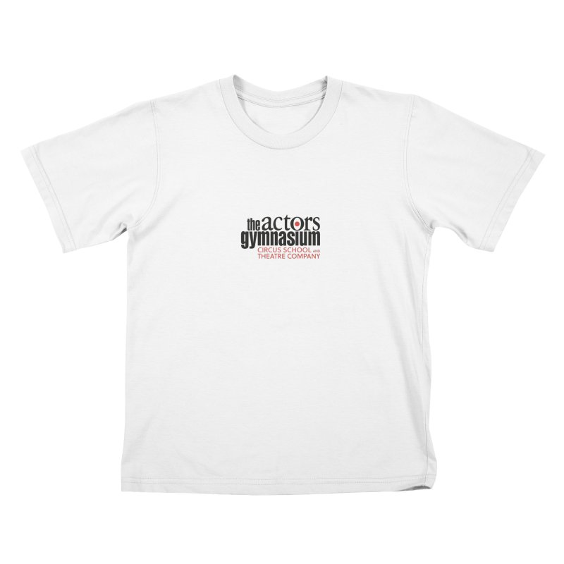 Classic Logo Kids T-Shirt by The Actors Gymnasium