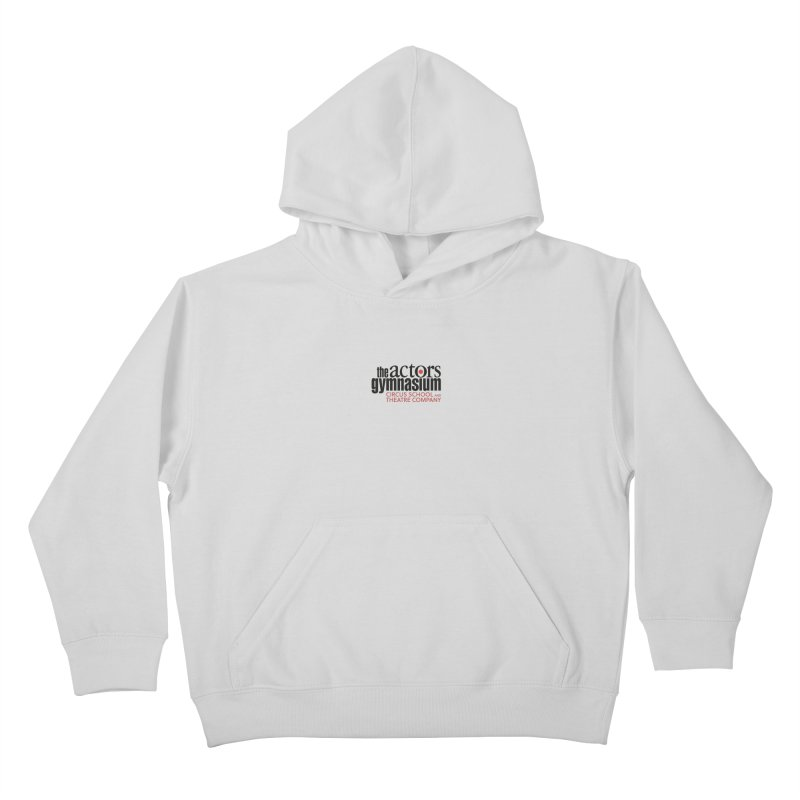 Classic Logo Kids Pullover Hoody by The Actors Gymnasium