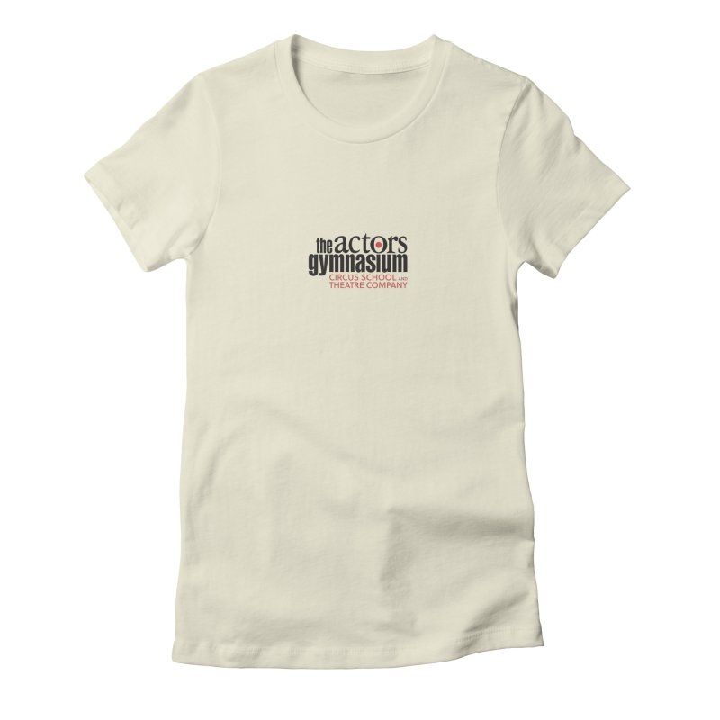 Classic Logo Women's T-Shirt by The Actors Gymnasium