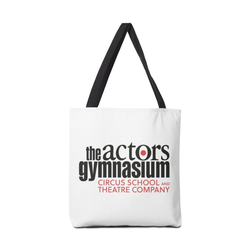 Classic Logo Accessories Tote Bag Bag by The Actors Gymnasium