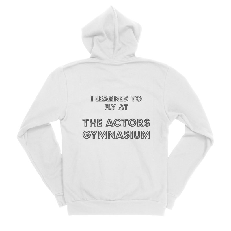 I Learned to Fly Men's Zip-Up Hoody by The Actors Gymnasium