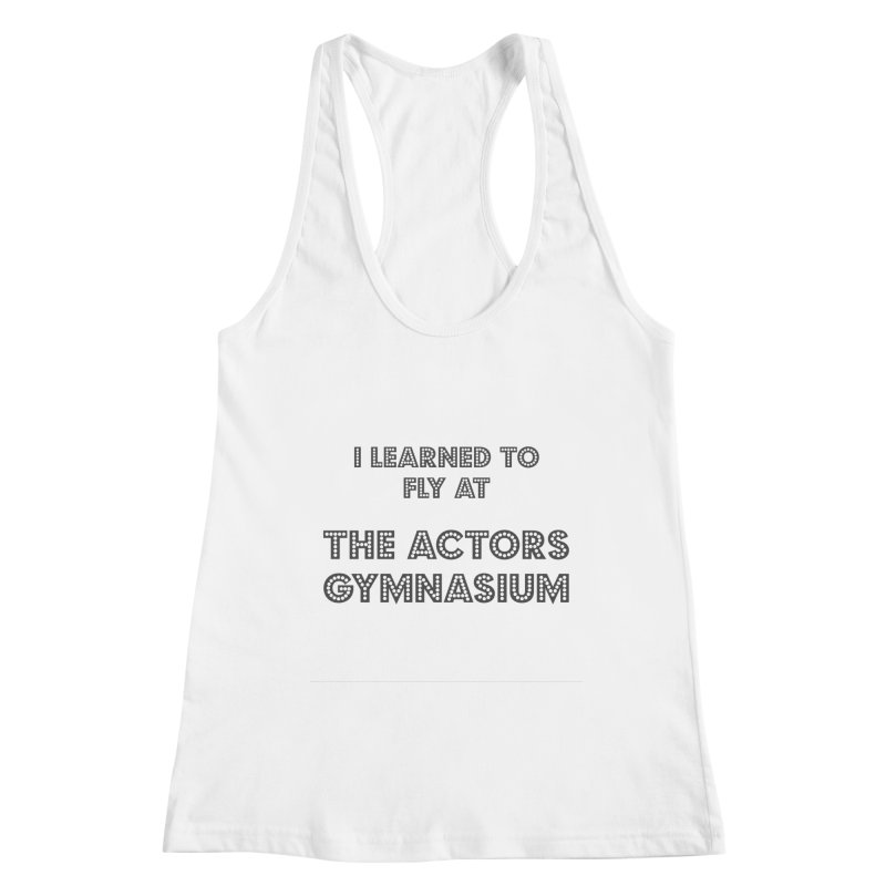 I Learned to Fly Women's Tank by The Actors Gymnasium