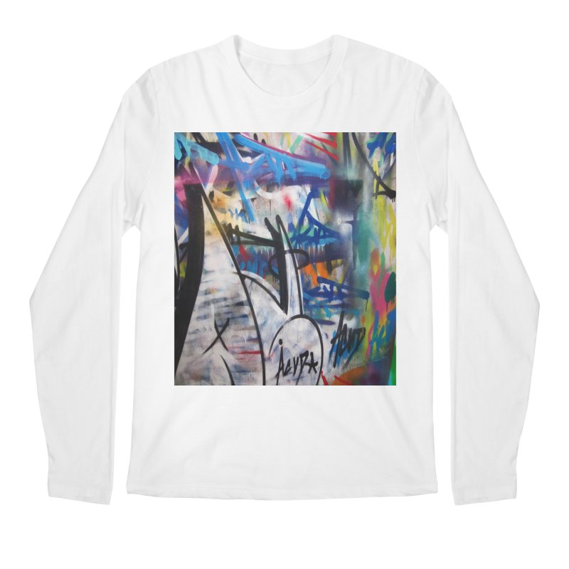 ACUT Graffiti Men's Regular Longsleeve T-Shirt by Acut's Artist Shop