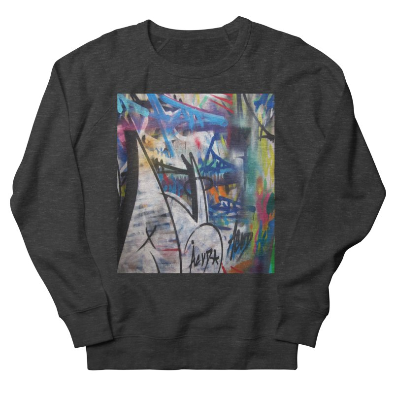 ACUT Graffiti Men's French Terry Sweatshirt by Acut's Artist Shop