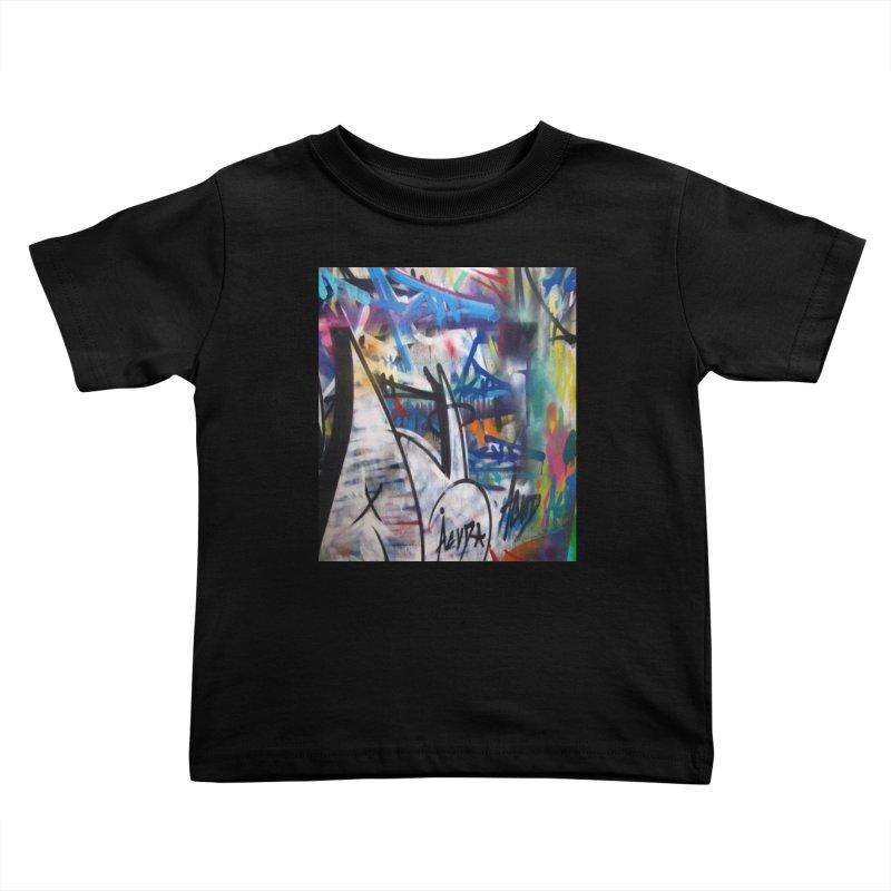 ACUT Graffiti Kids Toddler T-Shirt by Acut's Artist Shop