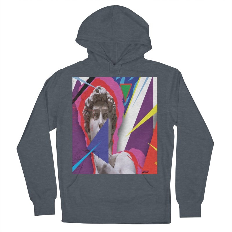 ACUT_PROTOTYPE Men's French Terry Pullover Hoody by Acut's Artist Shop