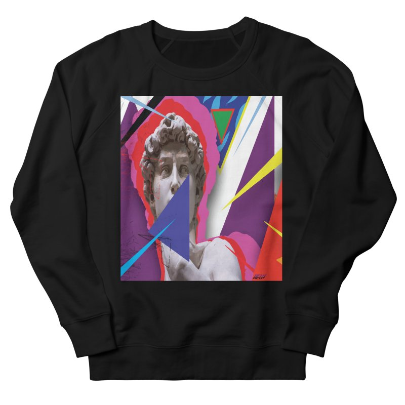 ACUT_PROTOTYPE Men's French Terry Sweatshirt by Acut's Artist Shop