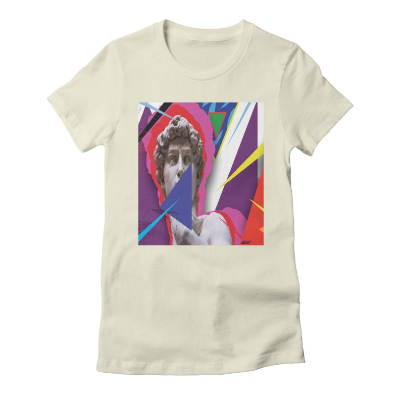 ACUT_PROTOTYPE Women's Fitted T-Shirt by Acut's Artist Shop