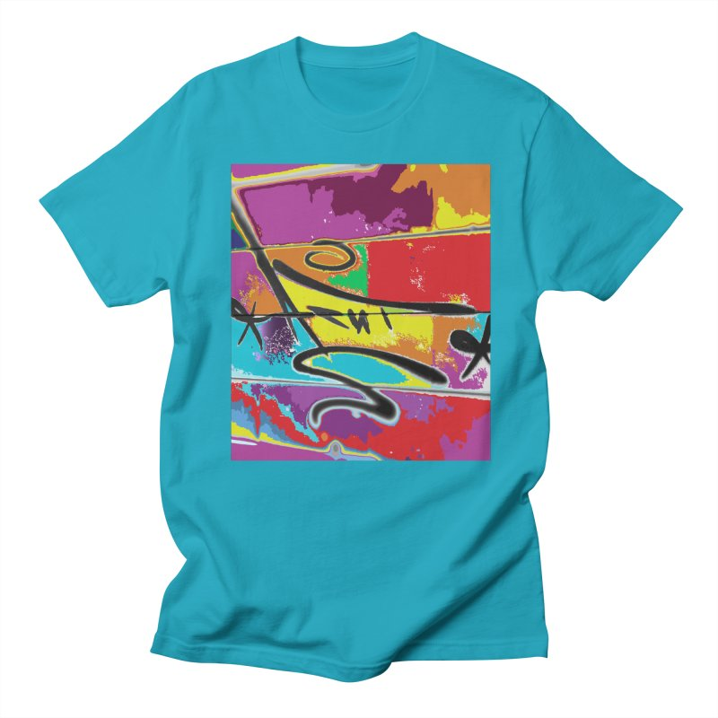 ACUT LOVES TAGS Men's T-Shirt by Acut's Artist Shop