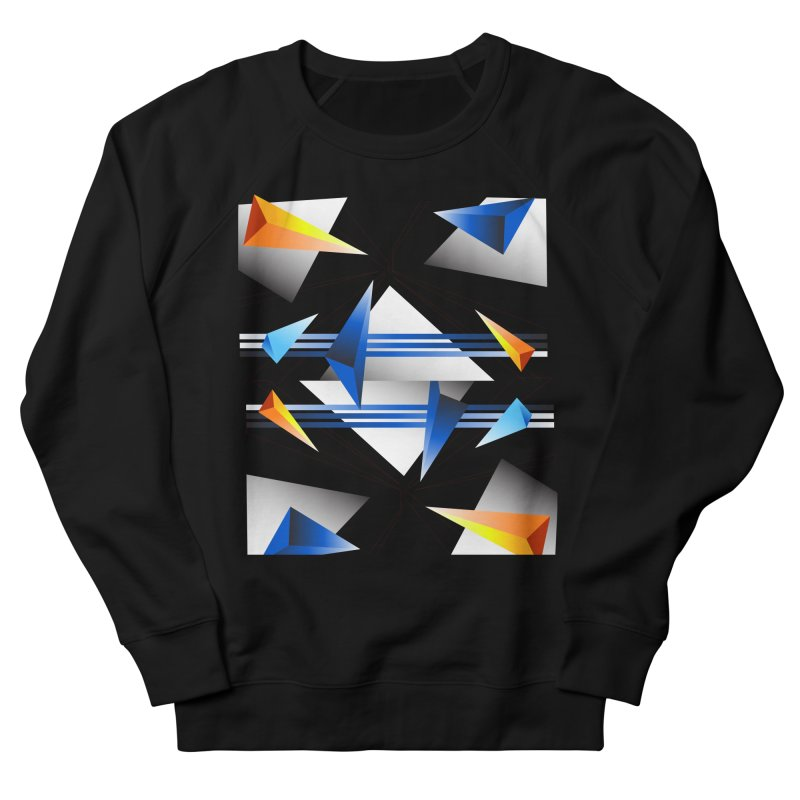 ACUT3000 Men's French Terry Sweatshirt by Acut's Artist Shop