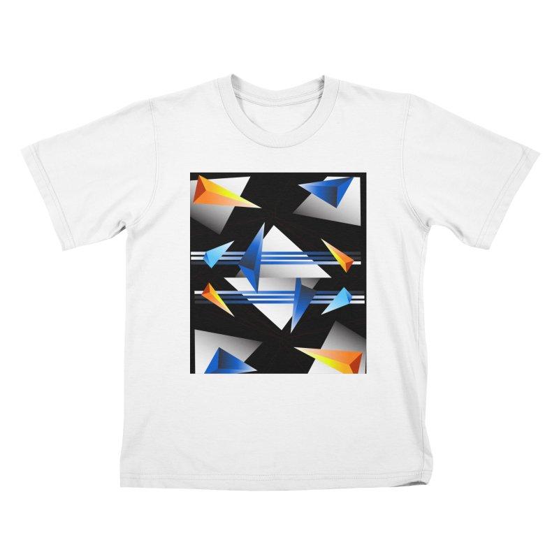 ACUT3000 Kids T-Shirt by Acut's Artist Shop