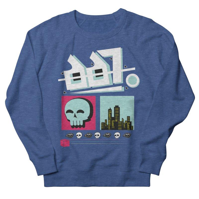 Spooky Art Women's Sweatshirt by Viable Psyche