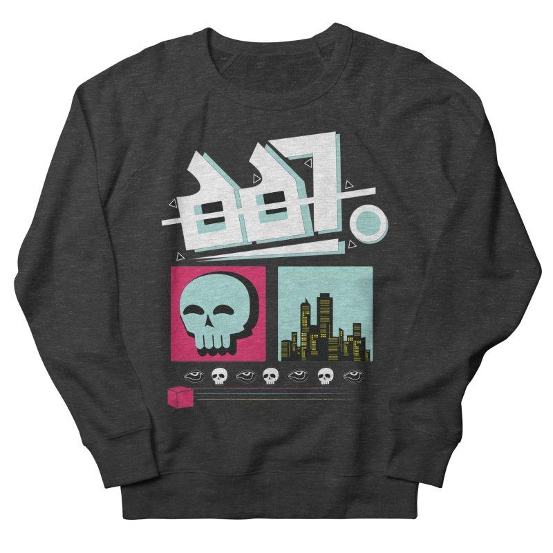 Spooky Art Men's Sweatshirt by Viable Psyche