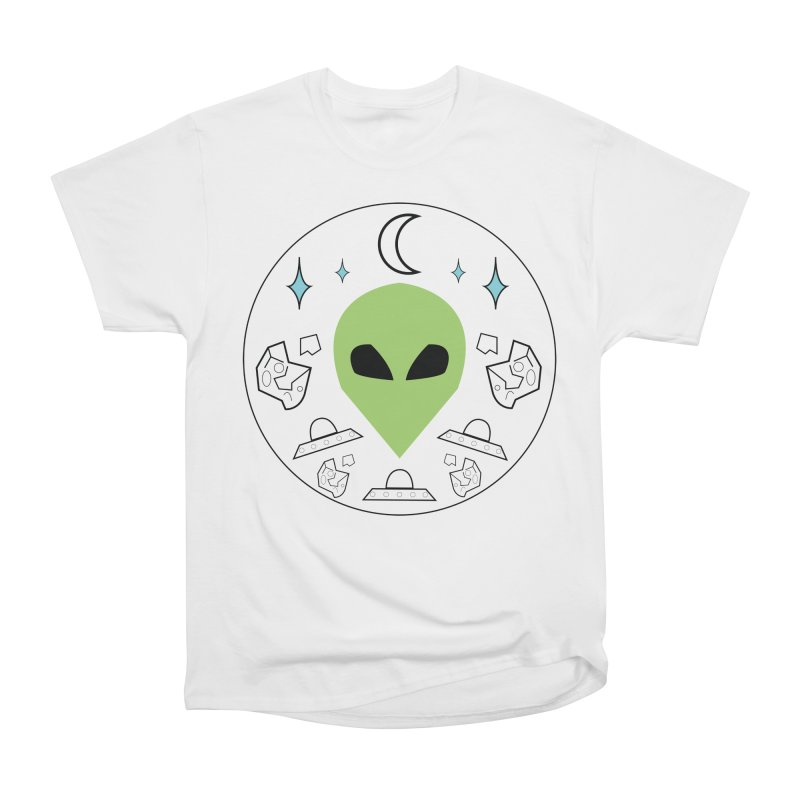Asteroid Ayy Lmao Women's T-Shirt by Viable Psyche