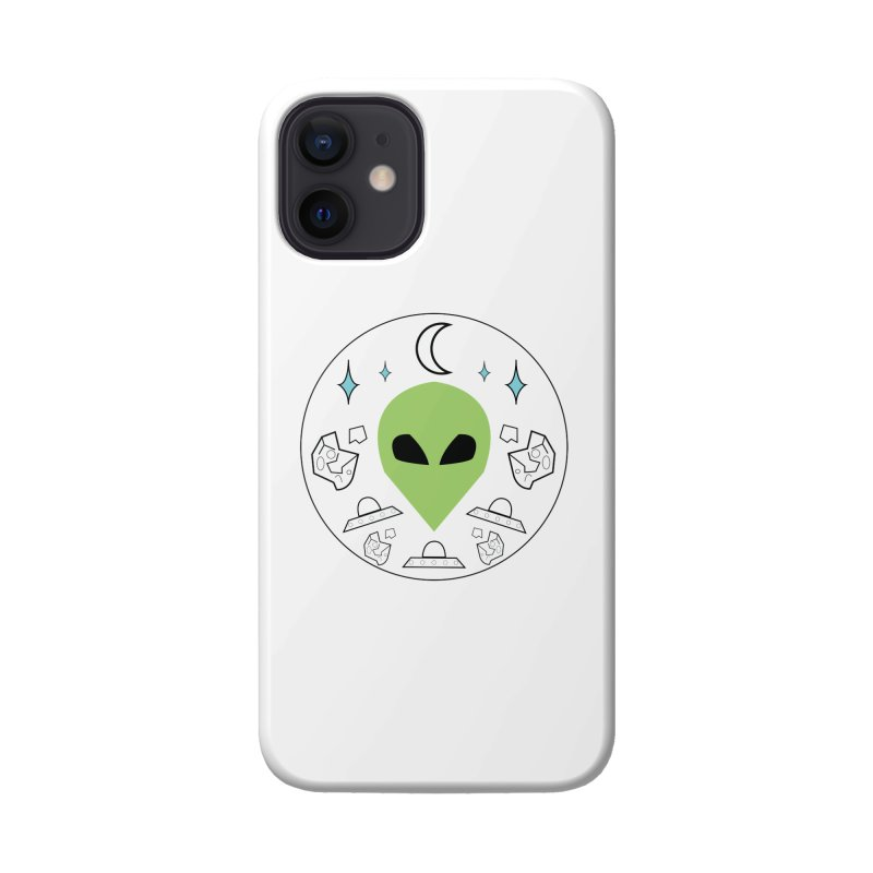 Asteroid Ayy Lmao Accessories Phone Case by Viable Psyche