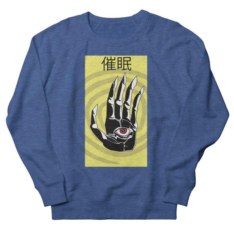 Hamsa Hypnosis Men's Sweatshirt by Viable Psyche