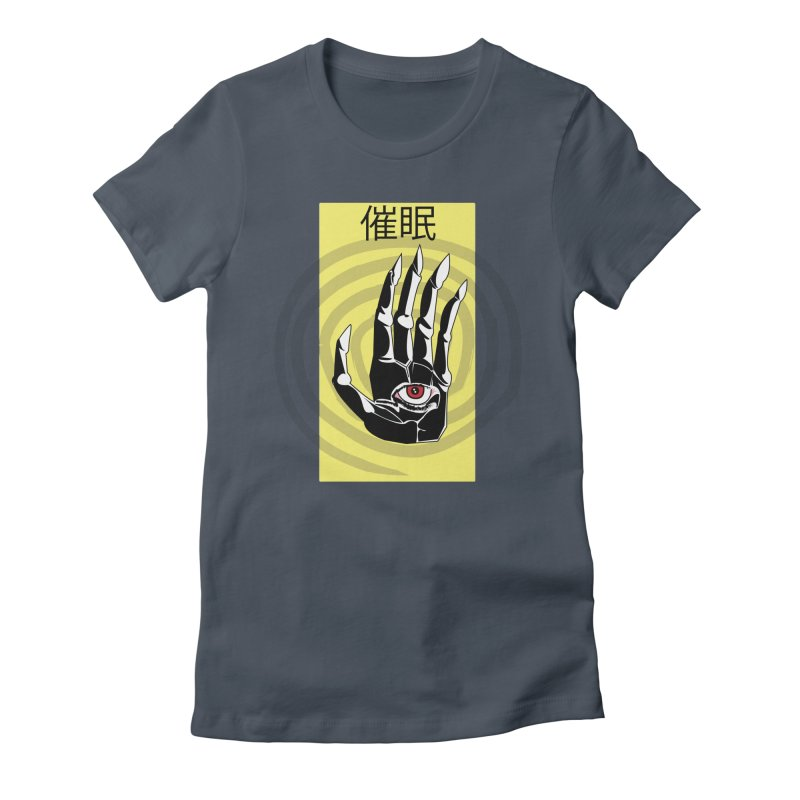 Hamsa Hypnosis Women's T-Shirt by Viable Psyche