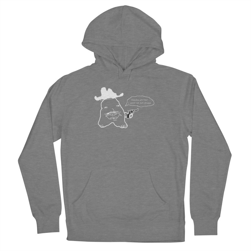 Howdee pArtner Women's Pullover Hoody by Viable Psyche