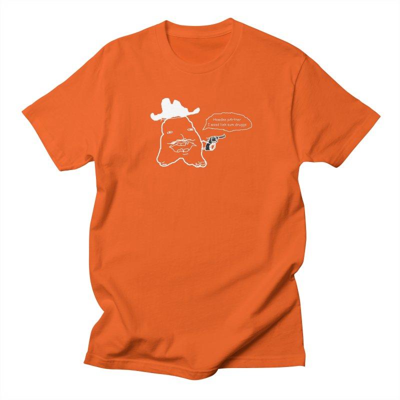 Howdee pArtner Women's Regular Unisex T-Shirt by Viable Psyche